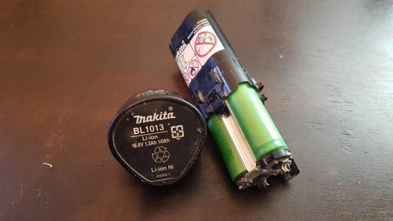 аккумулятор для шуруповерта макита