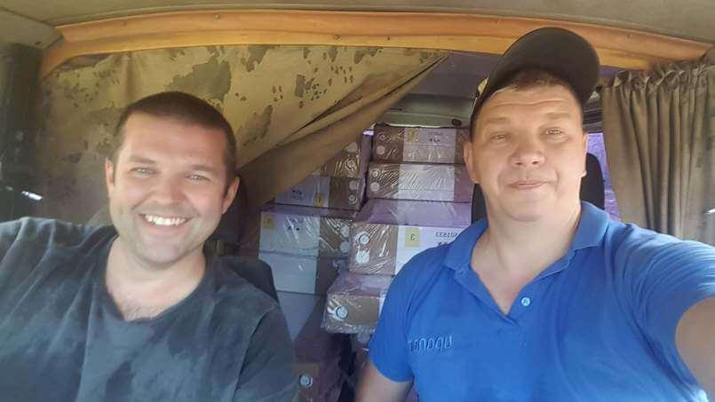 Женя Гулов и Саша Кузнецов