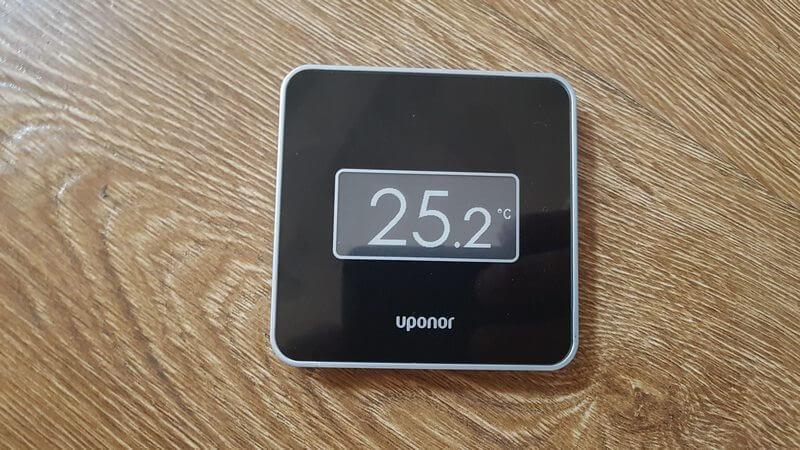 цифровой комнатный термостат упонор