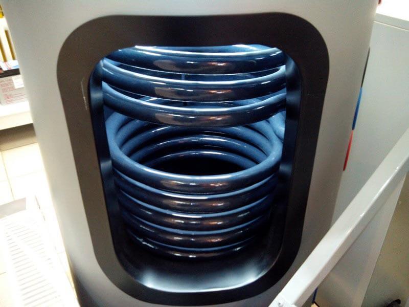 Водонагреватель косвенного нагрева 200 литров