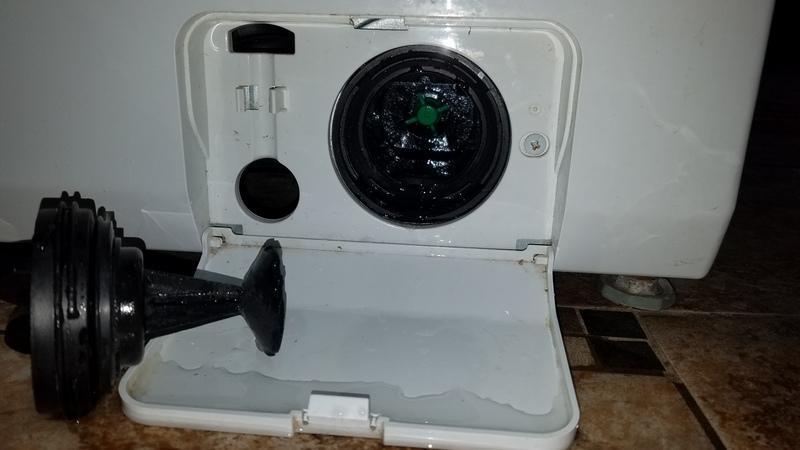 дренажный насос стиральной машины