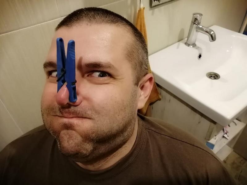 воняет в ванной комнате